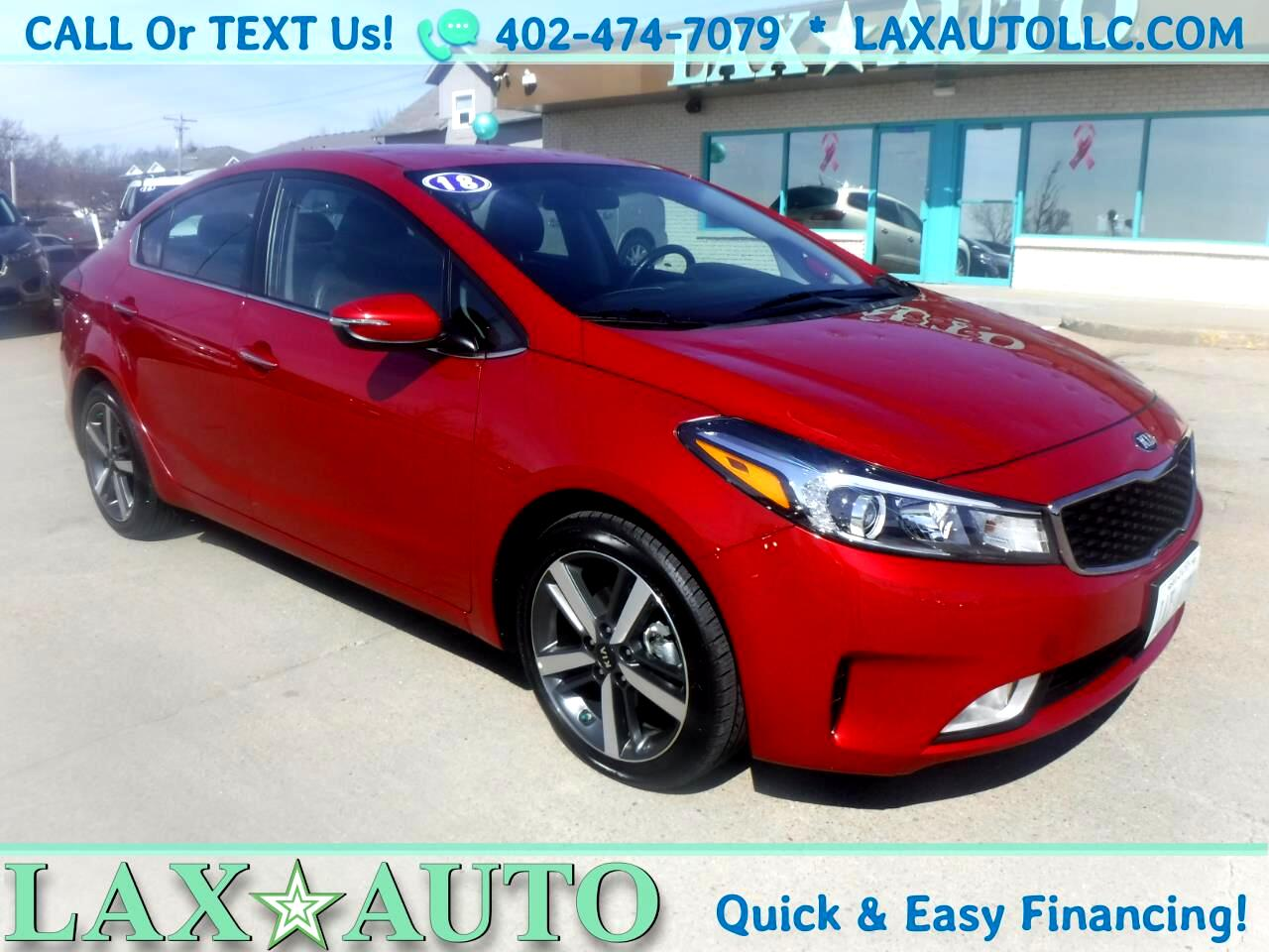 2018 Kia Forte EX Sedan * Only 3K Miles!