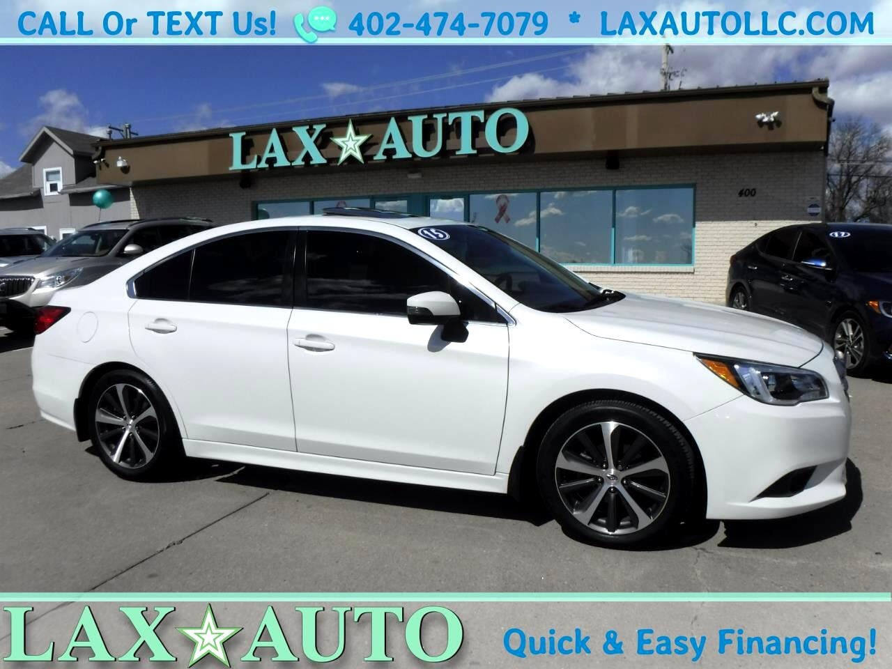 2015 Subaru Legacy 2.5i Limited * 24k Miles * Navi! Back-up Cam!