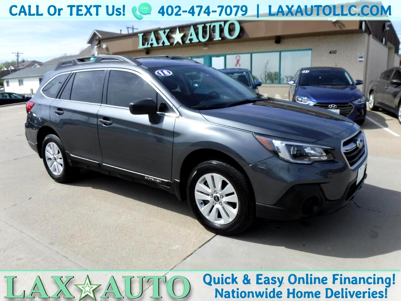 2018 Subaru Outback 2.5i AWD * Only 3,194 miles!