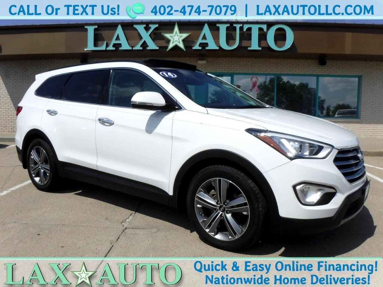 2014 Hyundai Santa Fe Limited AWD w/ Ultimate Pkg! * 59k Miles *