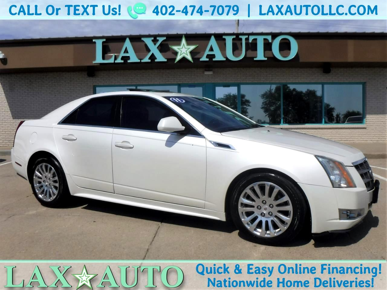 2011 Cadillac CTS 3.6L Premium w/ Navi * 81k Miles *