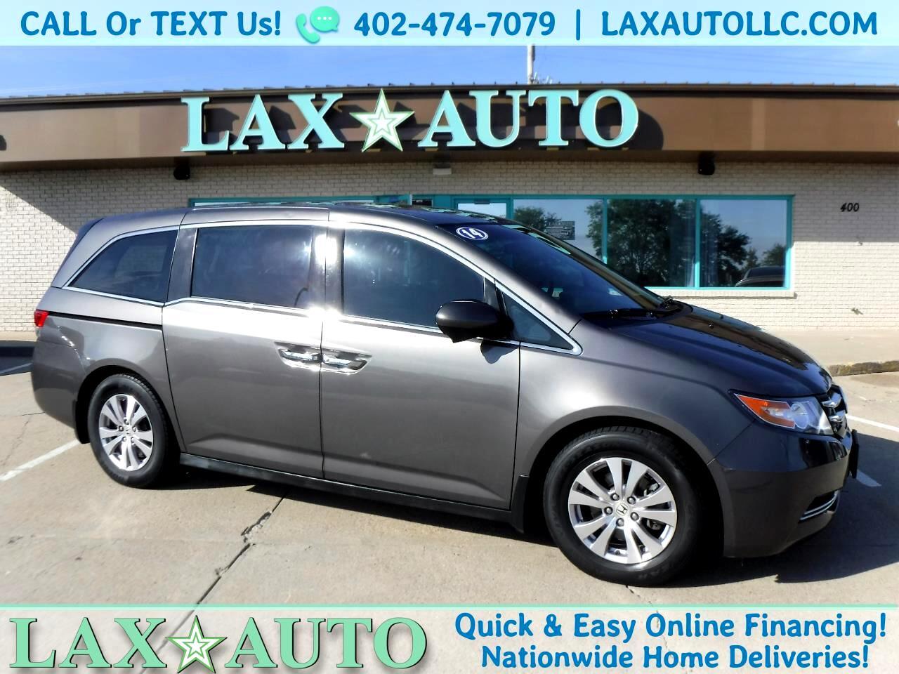 2014 Honda Odyssey EX Minivan * 77k Miles