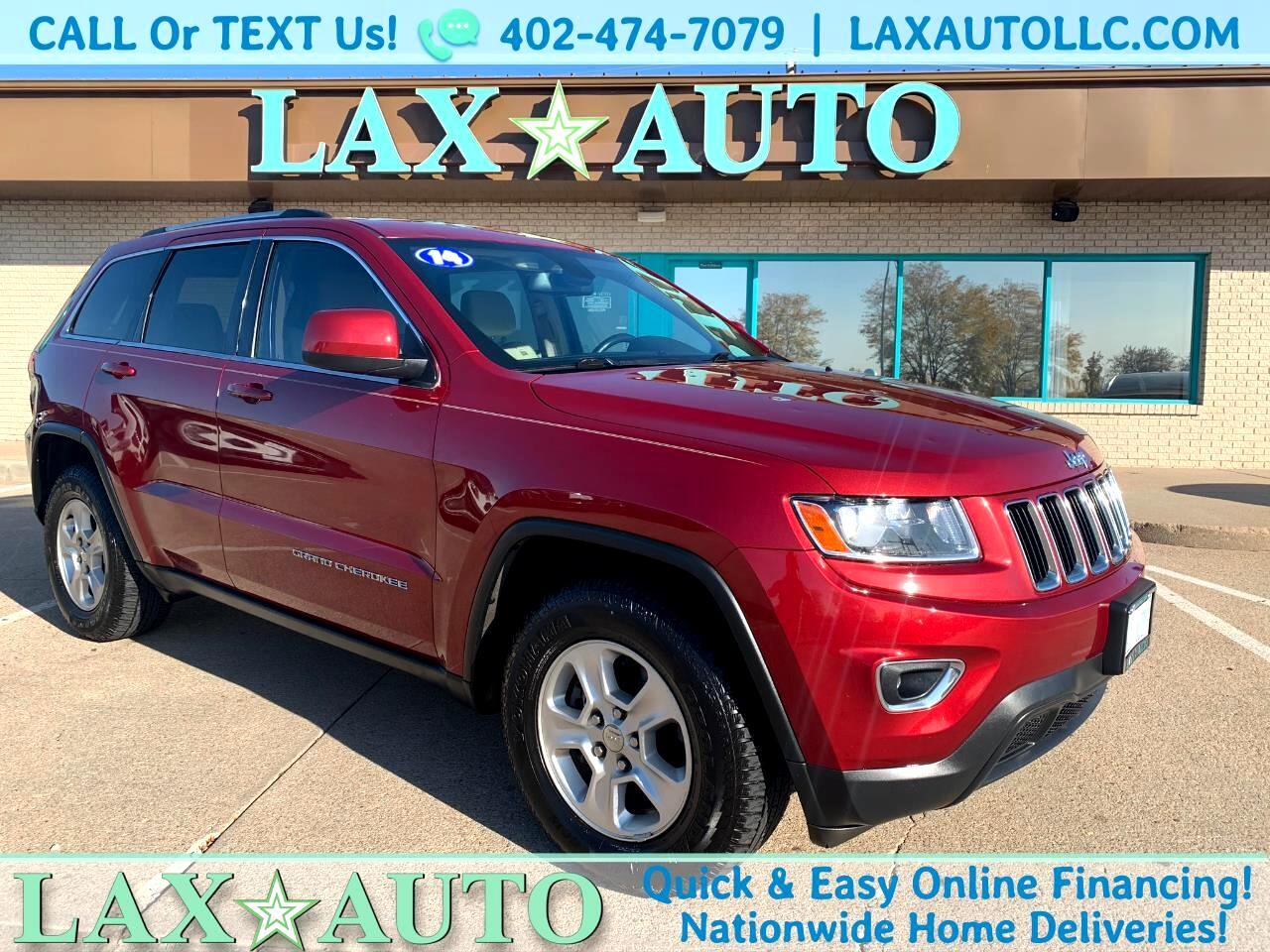 2014 Jeep Grand Cherokee Laredo 4WD * 91K Miles