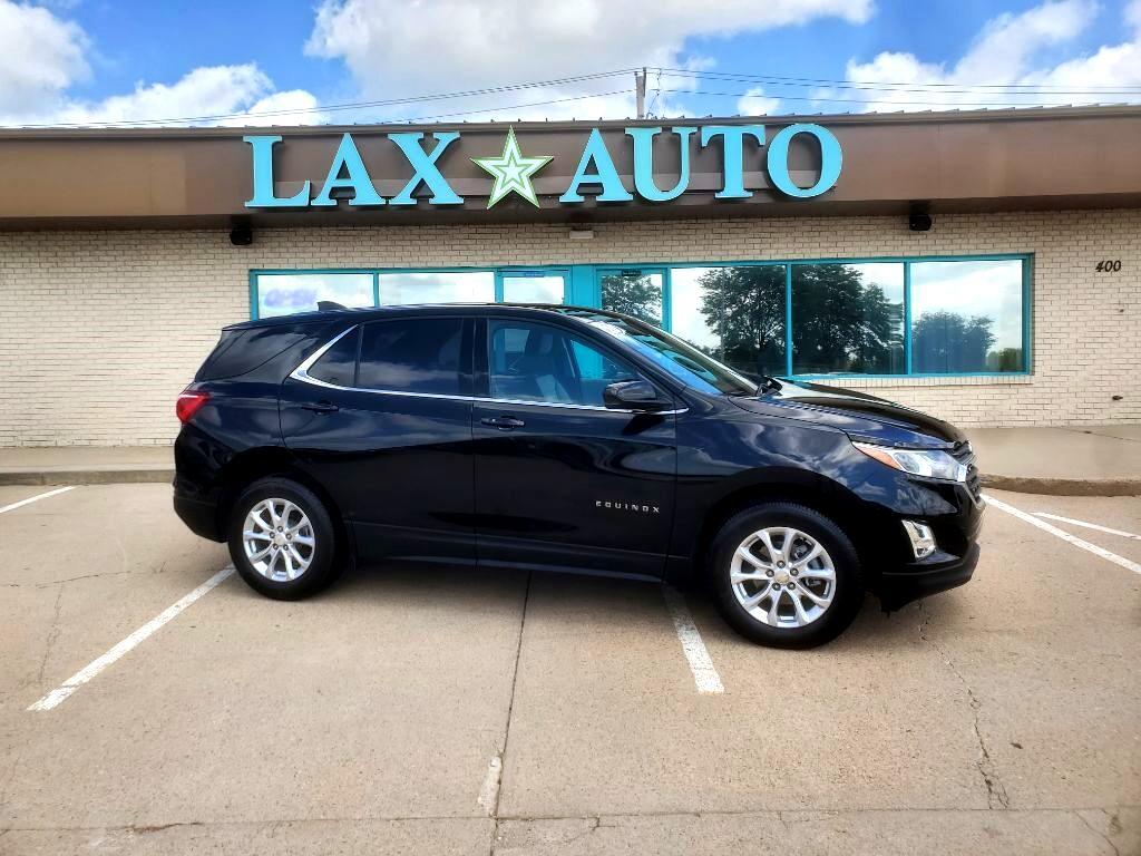 Chevrolet Equinox FWD 4dr LT w/1LT 2020