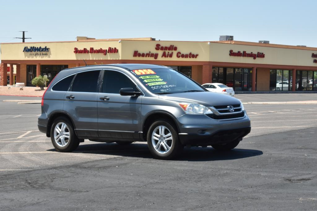 2011 Honda CR-V EX 2WD 5-Speed AT