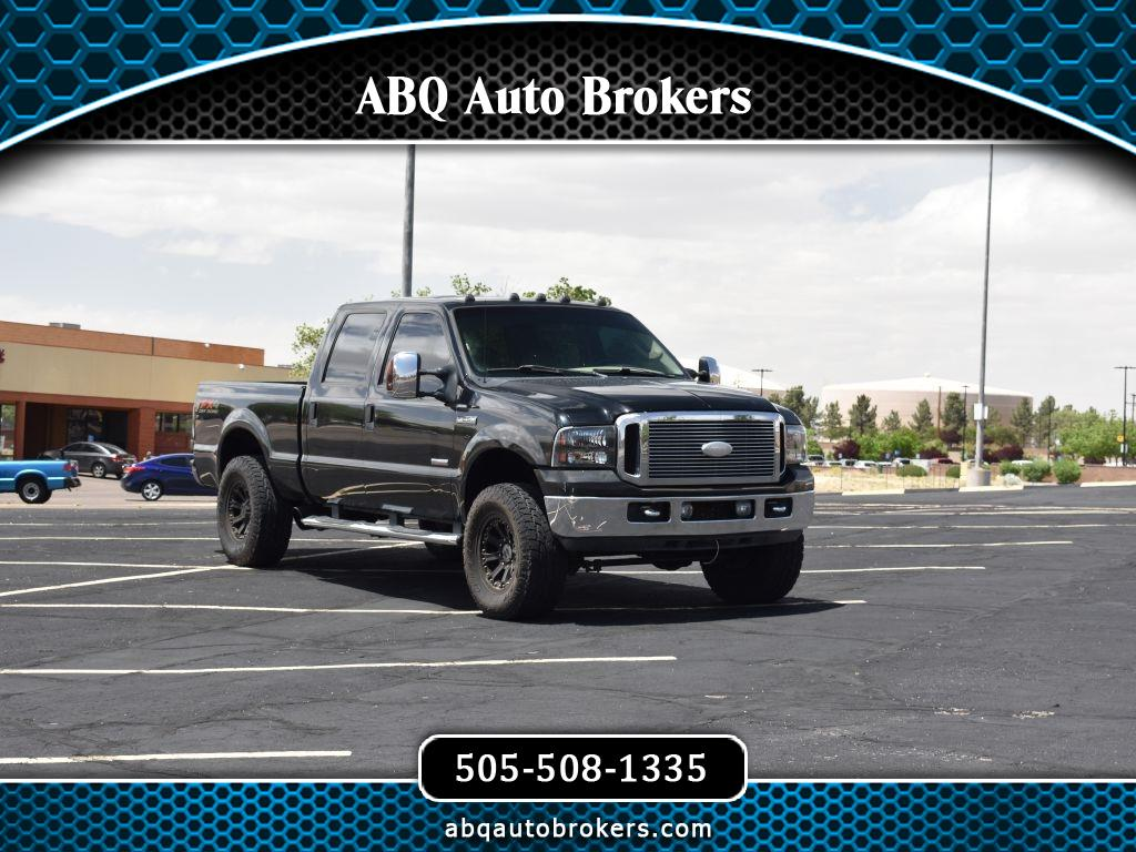 2007 Ford F-250 SD XL Crew Cab 4WD