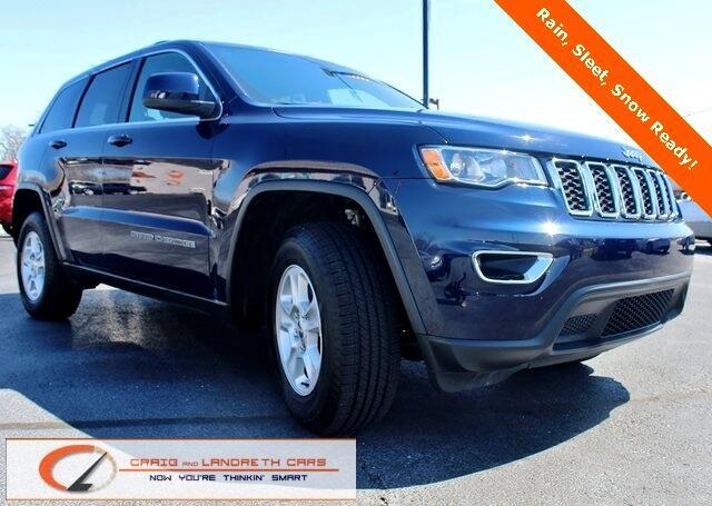 Jeep Grand Cherokee Laredo 4x4 2017