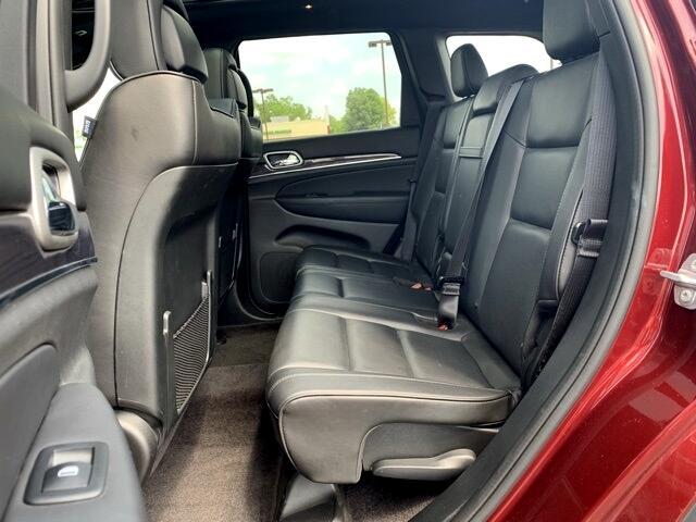 Jeep Grand Cherokee Overland 4x4 2018