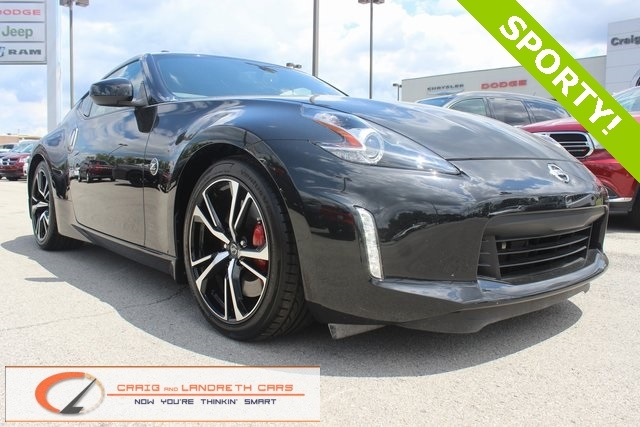 Nissan 370Z Coupe Sport Tech Auto 2018