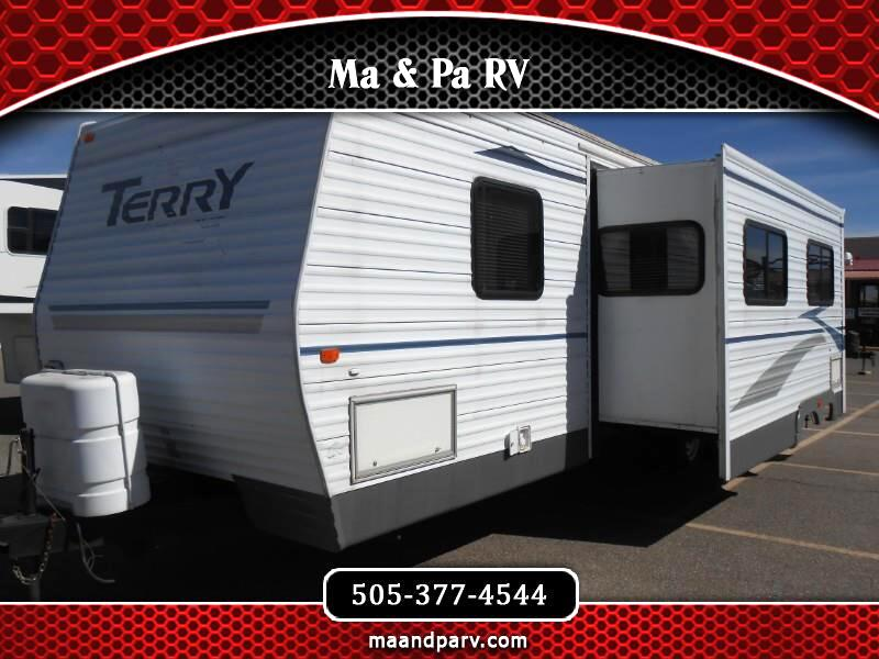 2004 Fleetwood Terry Lite 300BHS