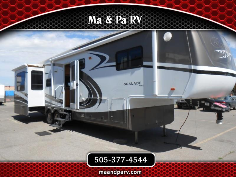 2008 KZ Recreational Vehicles Escalade (Sportster) 37 REB