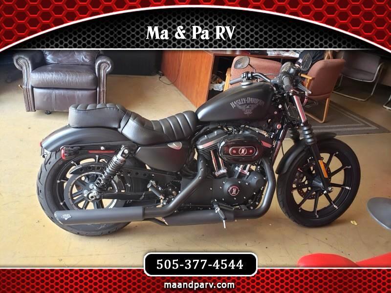 2016 Harley-Davidson XL883N HD IRON