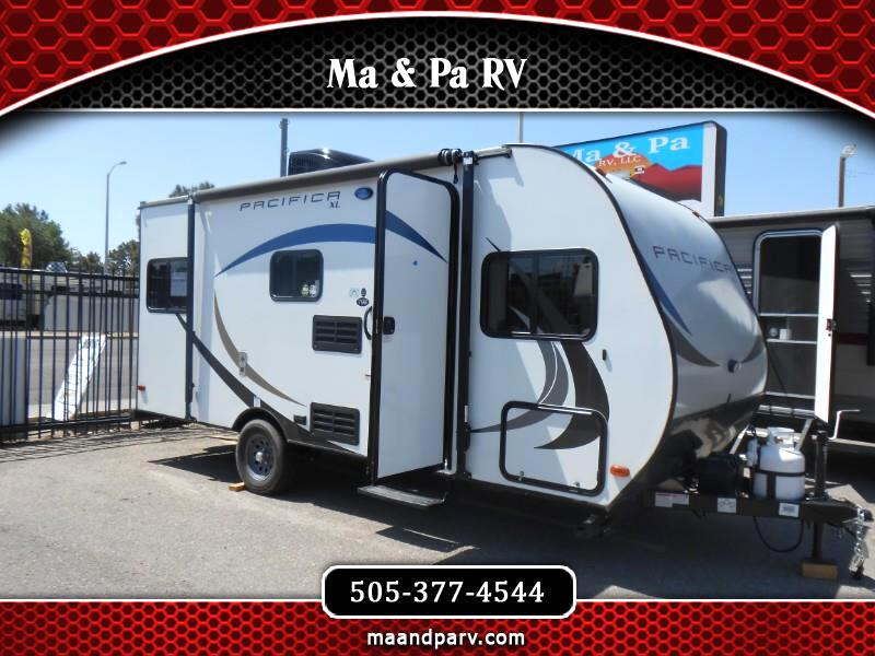 2018 Pacific Coachworks Twist Pacifica 17RD