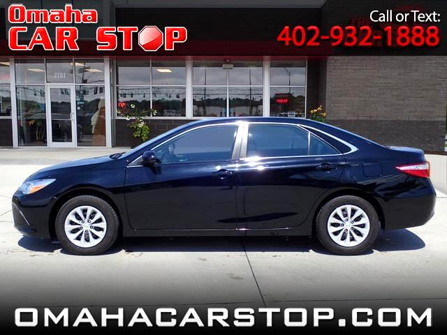 2015 Toyota Camry 2014.5 4dr Sdn I4 Auto LE (Natl)