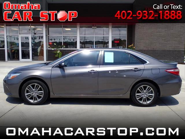 2017 Toyota Camry 4dr Sdn SE Auto (Natl)