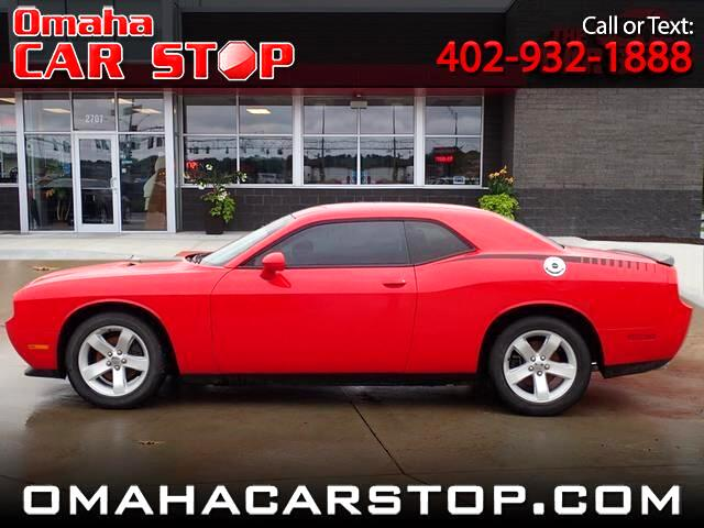 2014 Dodge Challenger 2dr Cpe SXT