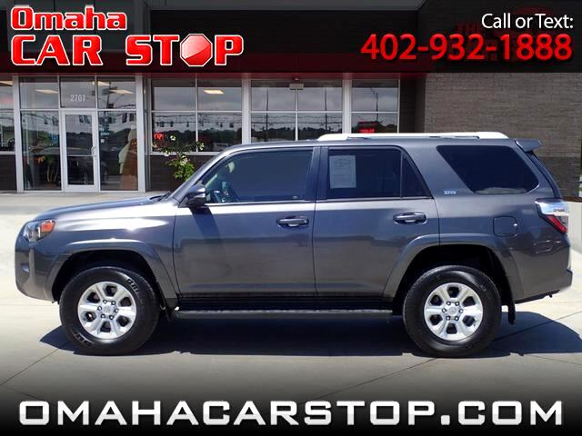 2014 Toyota 4Runner 4WD 4dr V6 Limited (Natl)