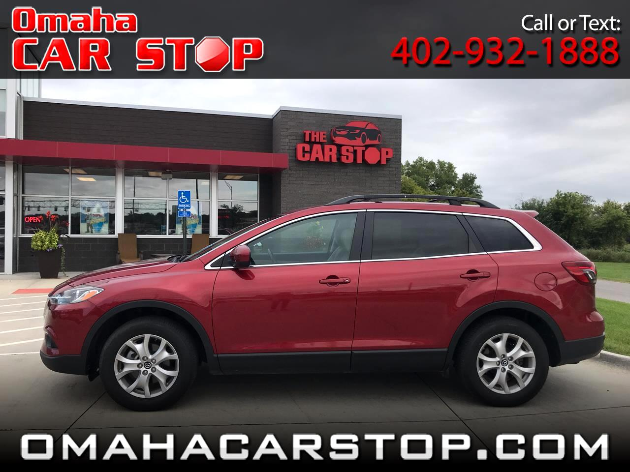 Mazda CX-9 AWD 4dr Touring 2015