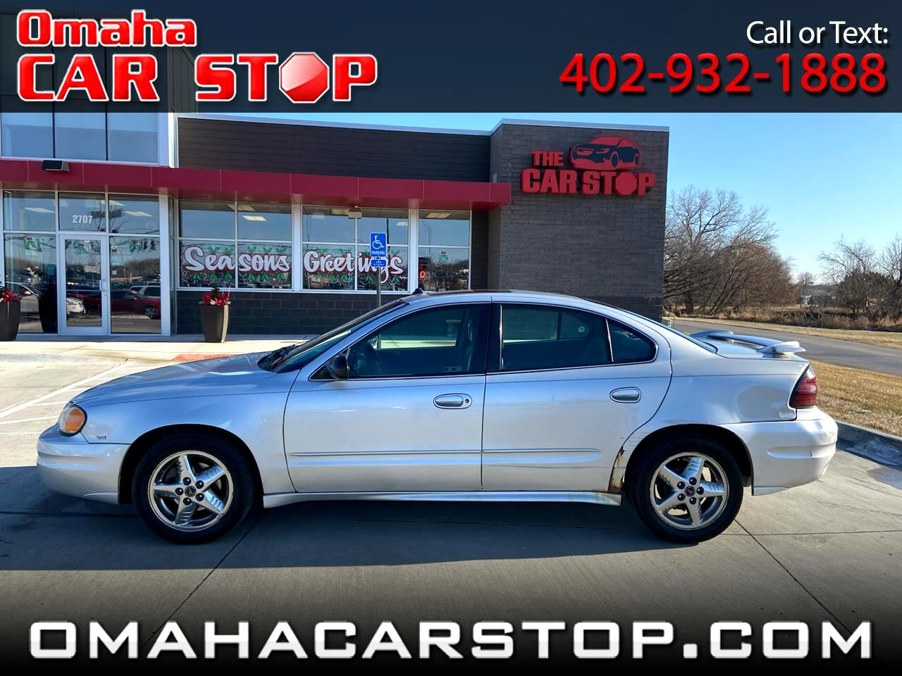 Pontiac Grand Am 4dr Sdn SE2 2004