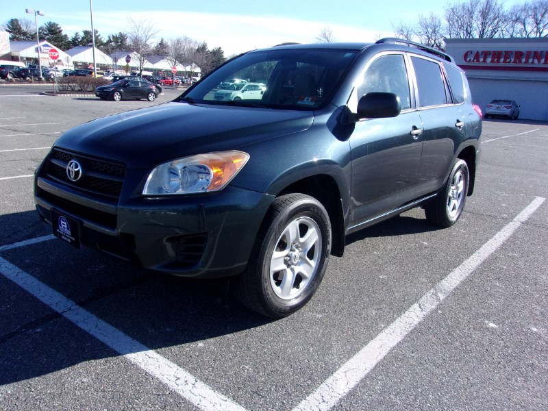 2010 Toyota RAV4 Base I4 4WD with 3rd Row