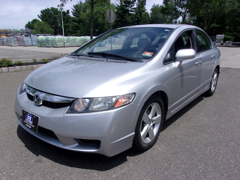 Honda Civic LX-S Sedan 5-Speed AT 2009