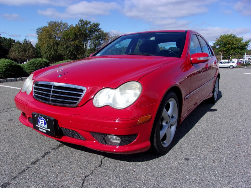 Mercedes-Benz C-Class C230 K Sport Sedan 2005