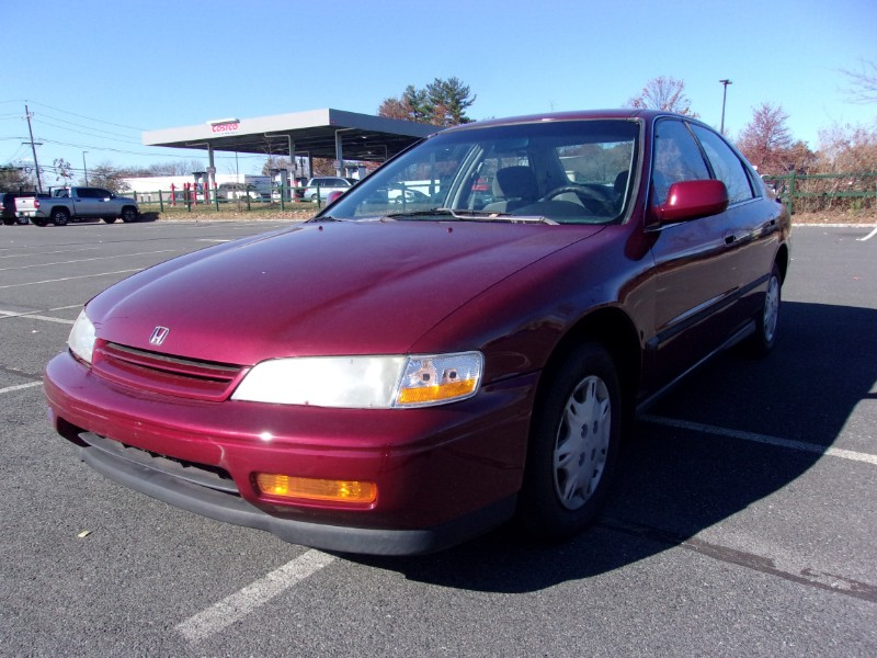 Honda Accord LX sedan 1995