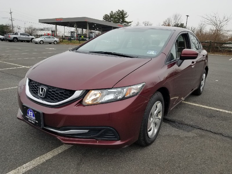 Honda Civic LX Sedan CVT 2014