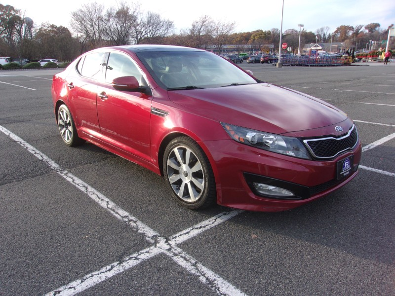 Kia Optima SX 2012