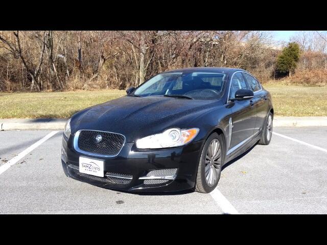 2011 Jaguar XF-Series XF