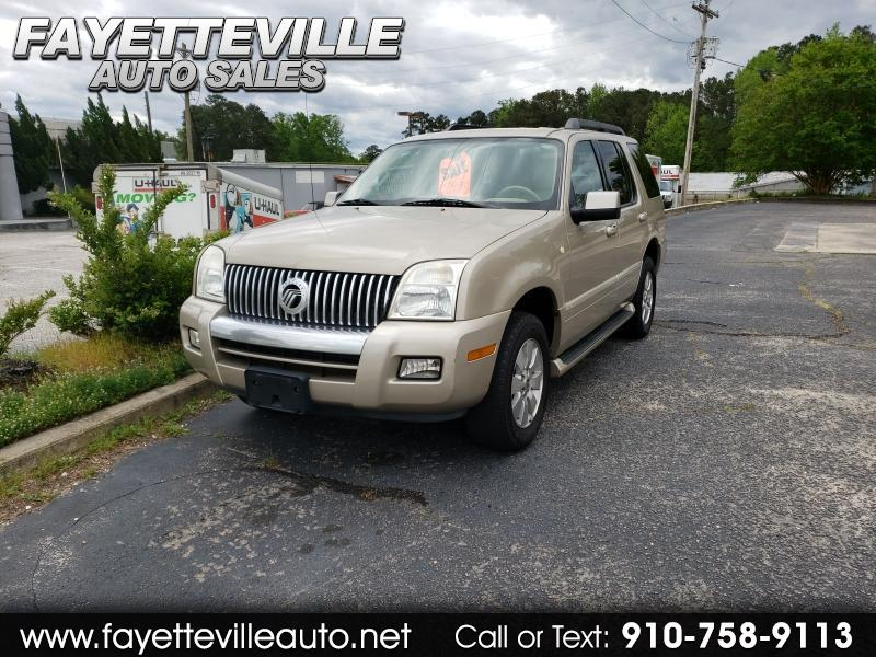 2006 Mercury Mountaineer Luxury 4.6L 2WD