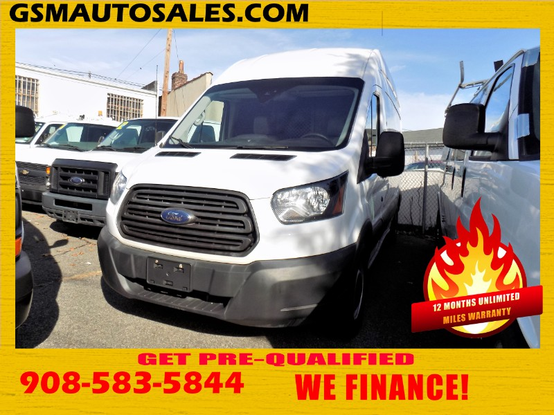 Ford Transit 250 Van High Roof w/Sliding Pass. 148-in. WB 2015