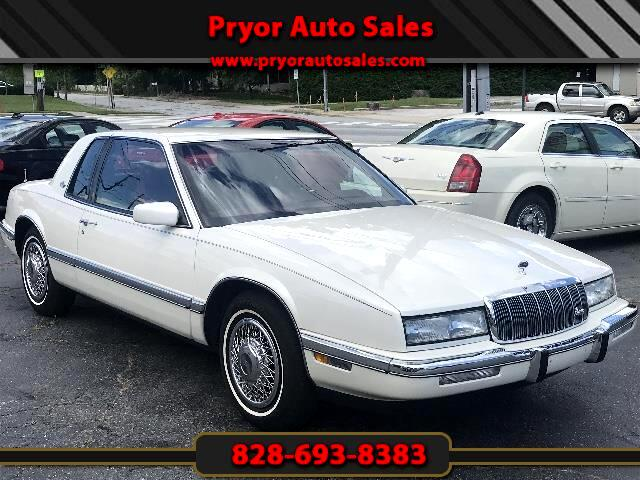1991 Buick Riviera Coupe