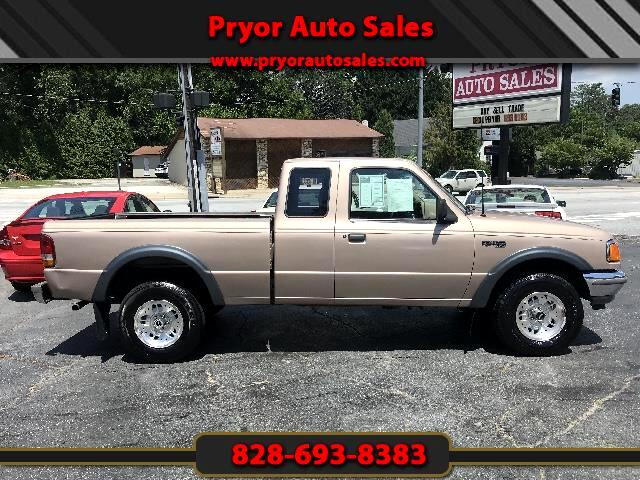 1994 Ford Ranger XL SuperCab 4WD