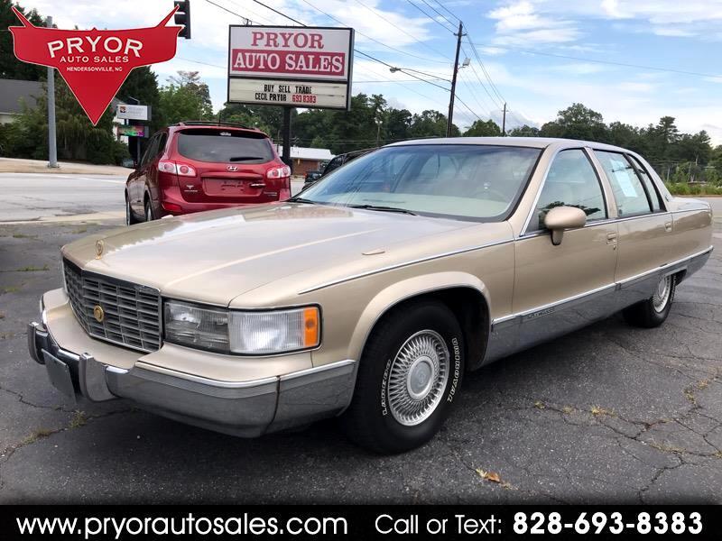Cadillac Fleetwood Sedan 1993