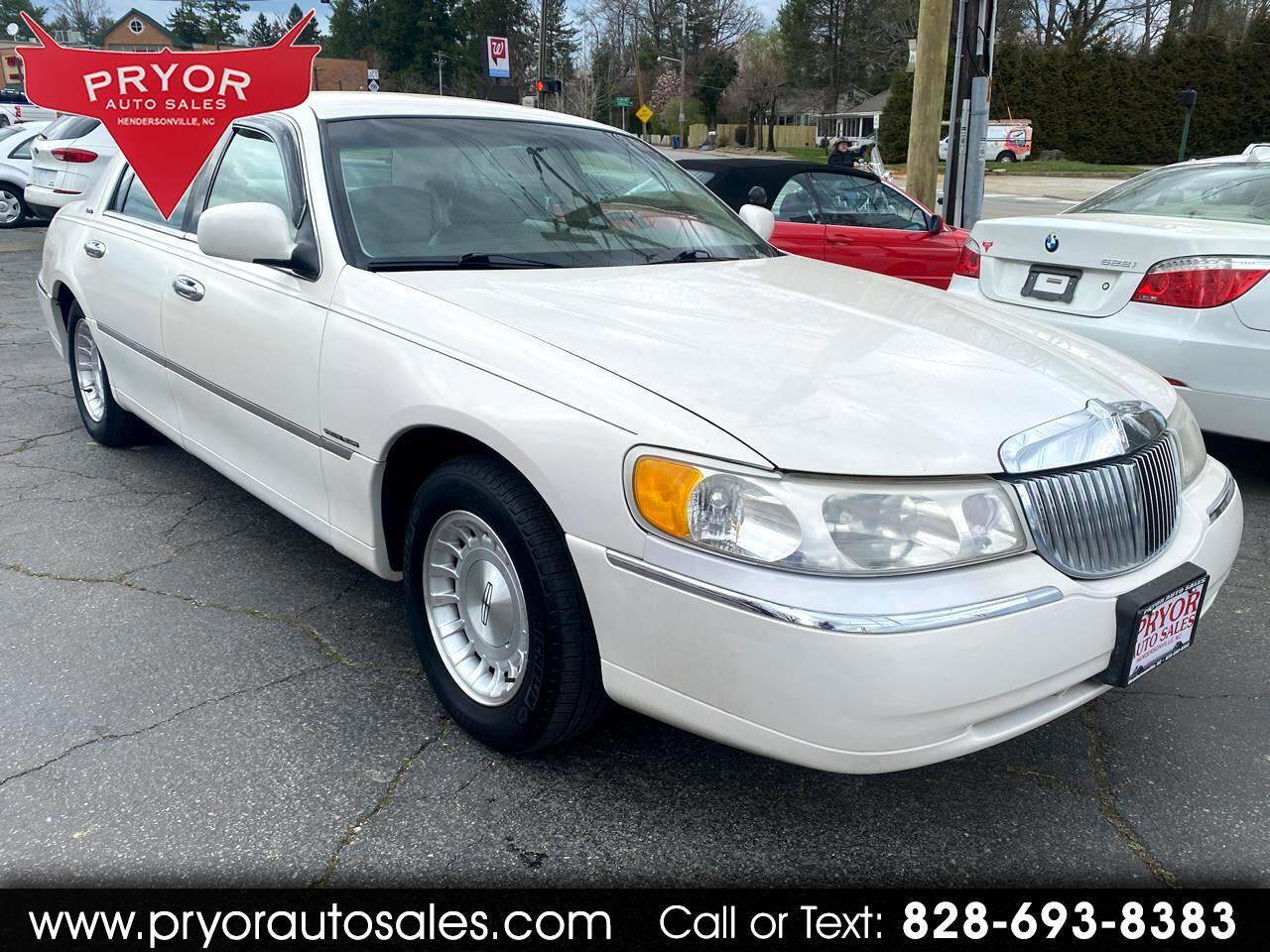 Lincoln Town Car Executive 1999