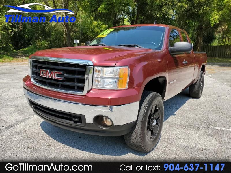 2008 GMC Sierra 1500 SLT Ext. Cab Long Box 2WD