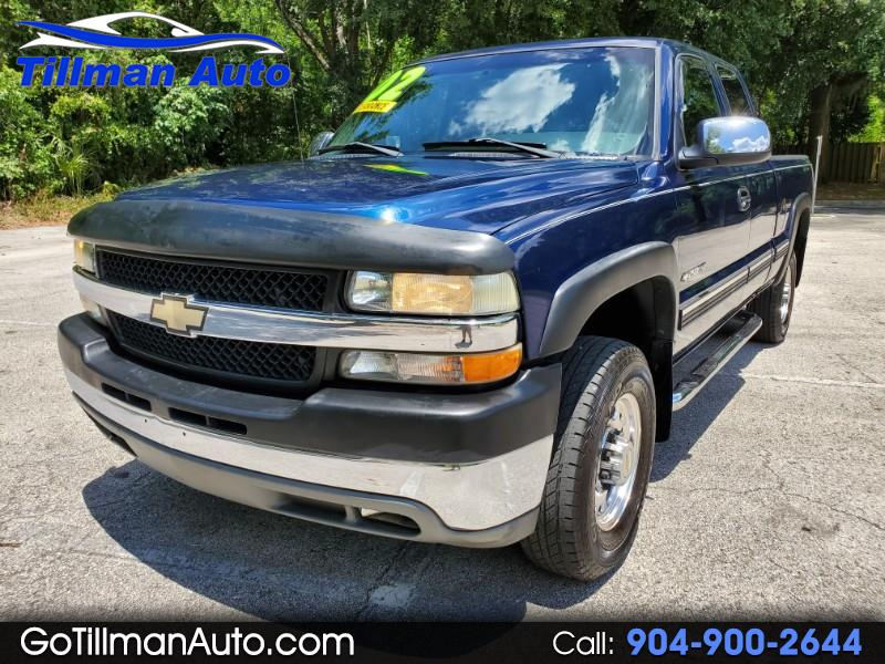 2002 Chevrolet Silverado 2500HD Ext. Cab Short Bed 2WD