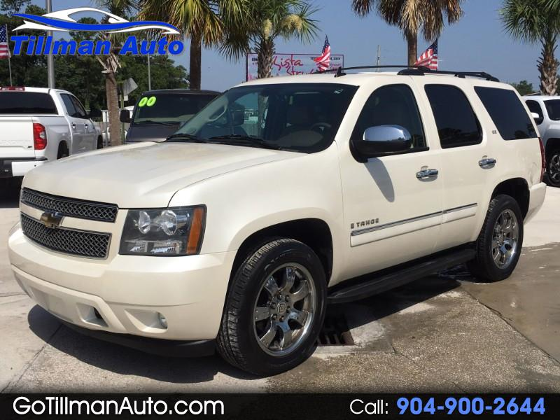 2009 Chevrolet Tahoe 4WD 4DR 1500