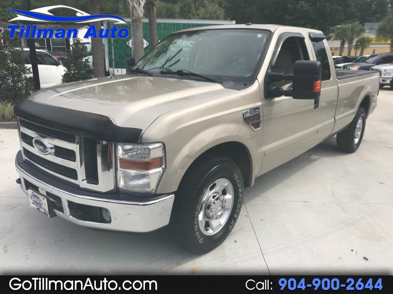2010 Ford F-250 SD Lariat SuperCab 2WD