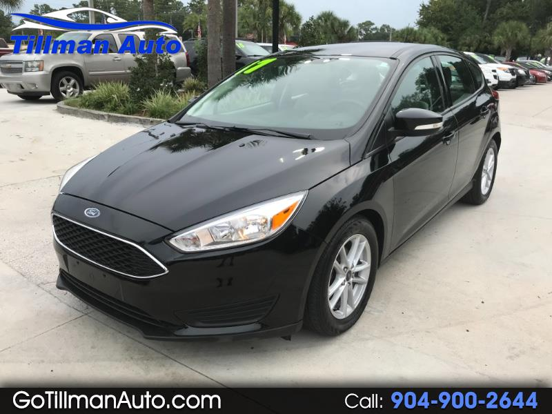 Ford Focus SE Hatch 2017