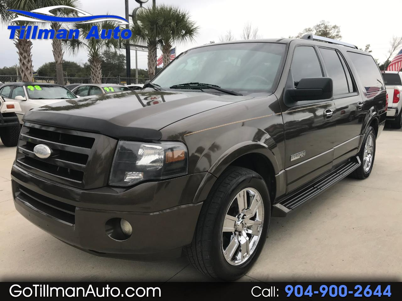 Ford Expedition EL Limited 2WD 2008