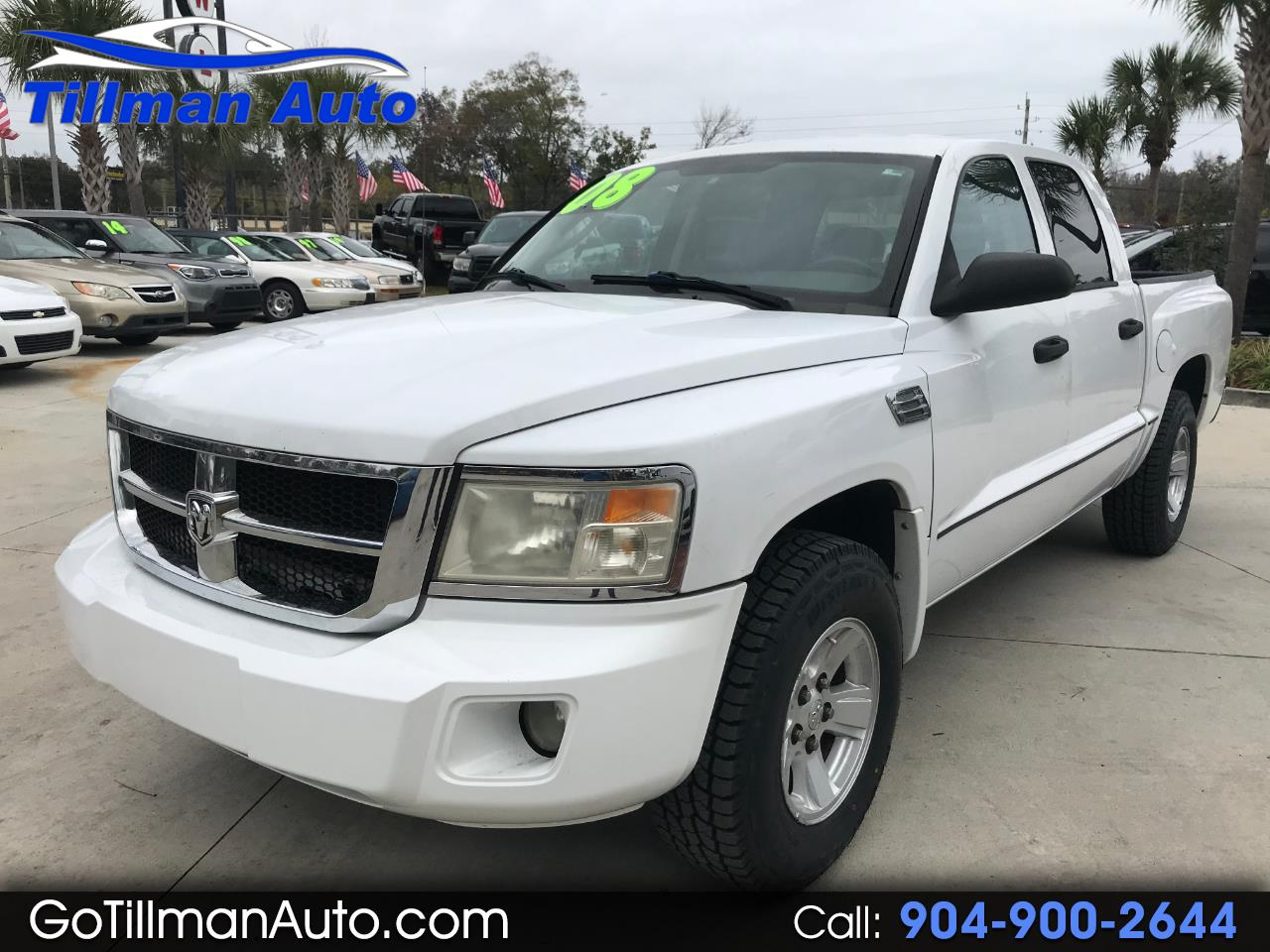 Dodge Dakota SLT Crew Cab  2WD 2008