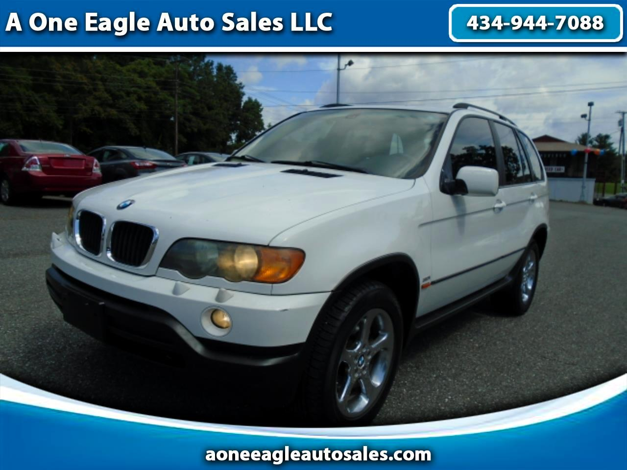 Eagle Auto Sales >> Used 2003 Bmw X5 3 0i For Sale In Lynchburg Va 24572 A One