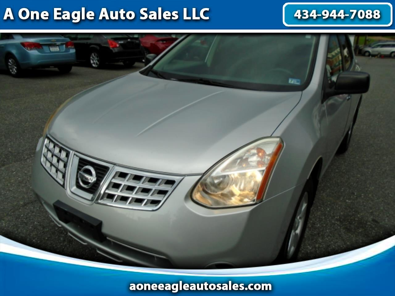 Eagle Auto Sales >> Used 2010 Nissan Rogue S Awd For Sale In Lynchburg Va 24572