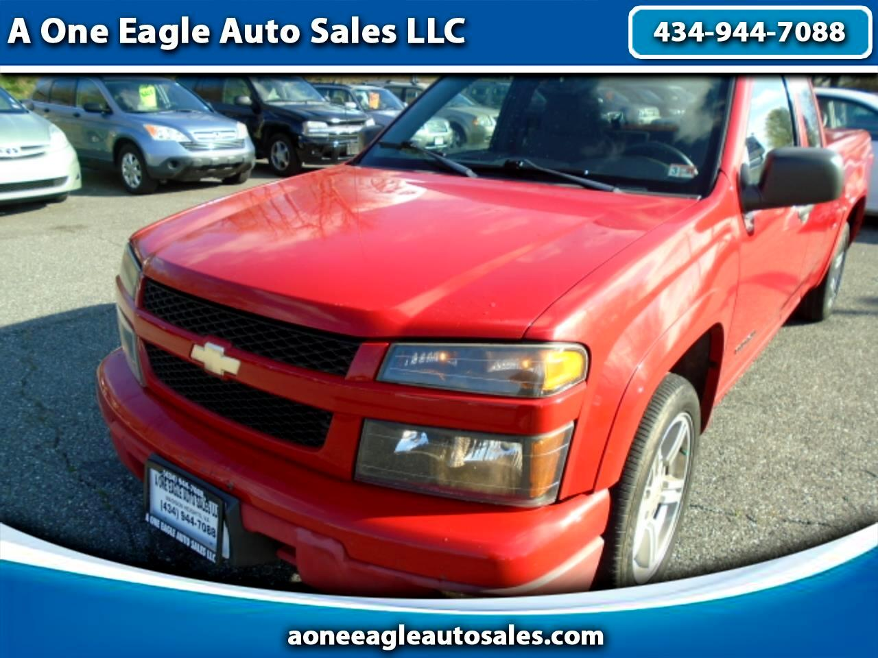 Chevrolet Colorado LS Z85 Ext. Cab 2WD 2004