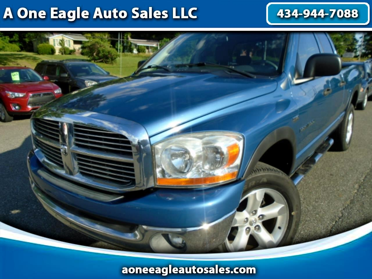 Dodge Ram 1500 SLT Quad Cab Long Bed 4WD 2006