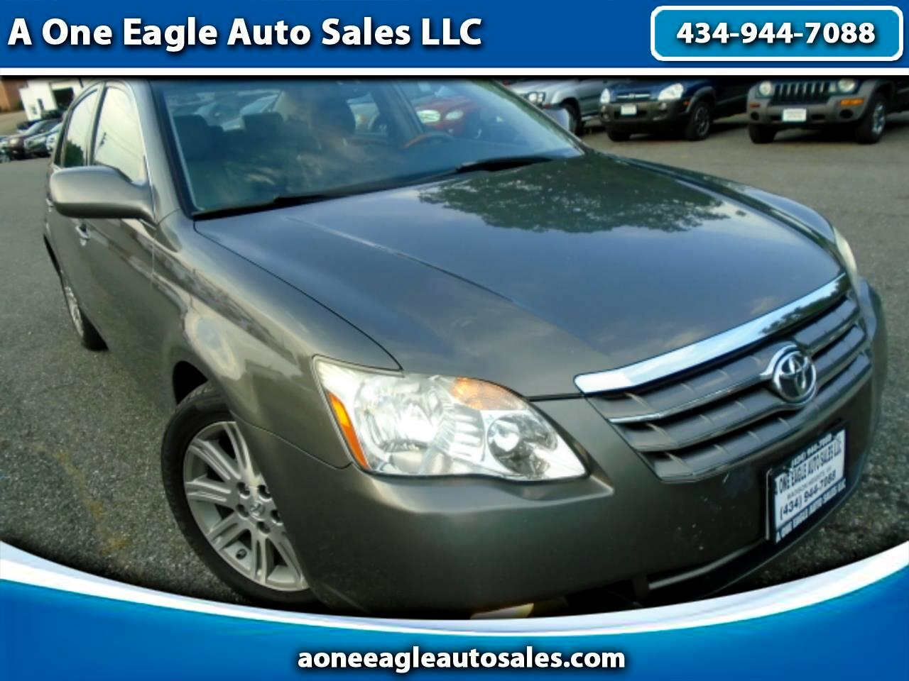 Toyota Avalon Limited 2007