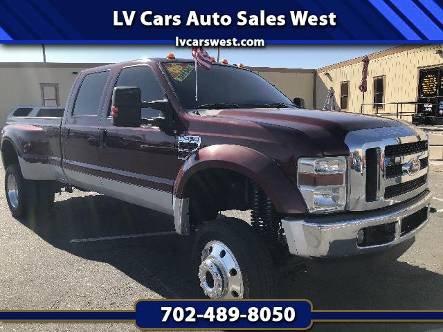 2008 Ford Super Duty F-450 DRW 4WD Crew Cab 172