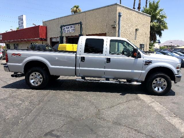 2008 Ford Super Duty F-350 SRW 4WD Crew Cab 156